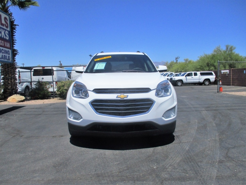 Chevrolet Equinox 2017 price $10,995