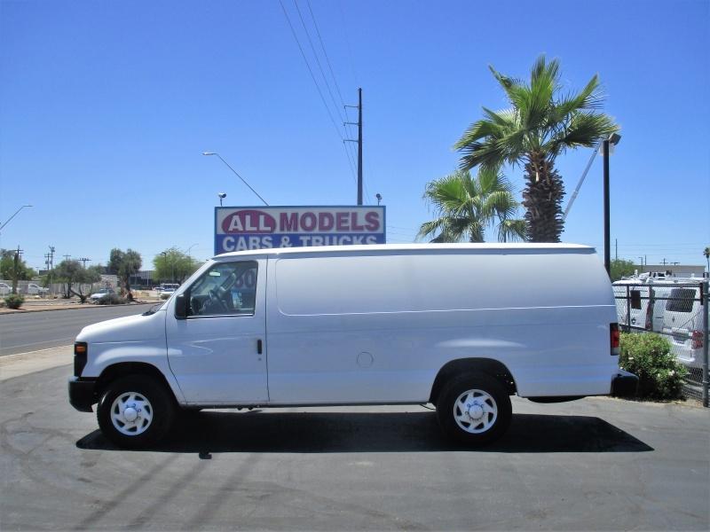 Ford Econoline Cargo Van 2012 price $11,995