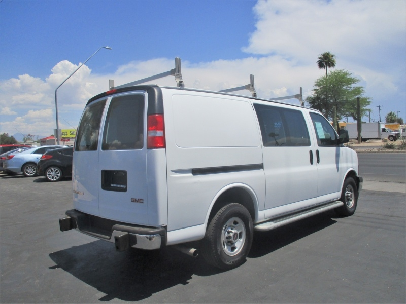 GMC Savana Cargo Van 2017 price $19,995
