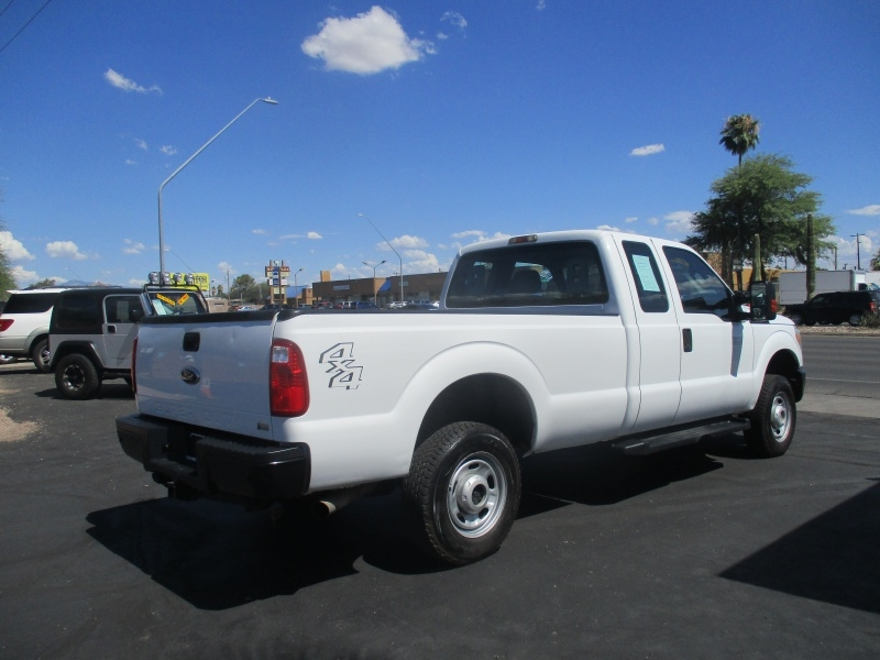 Ford Super Duty F-250 SRW 2011 price $11,995