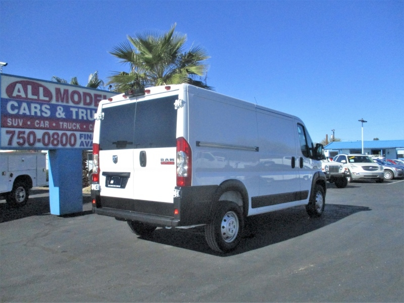 RAM ProMaster Cargo Van 2019 price $19,995