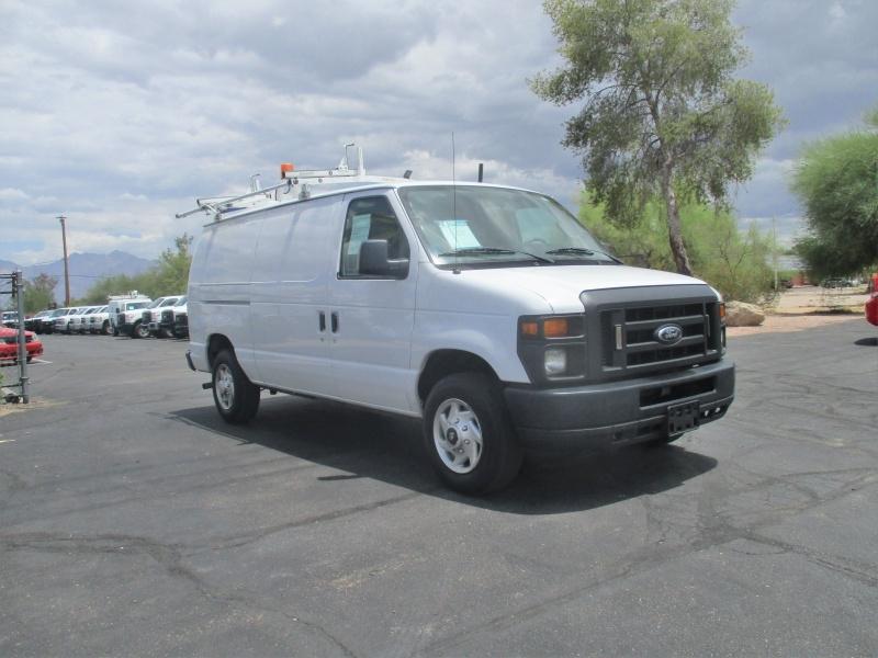 Ford Econoline Cargo Van 2011 price $14,995