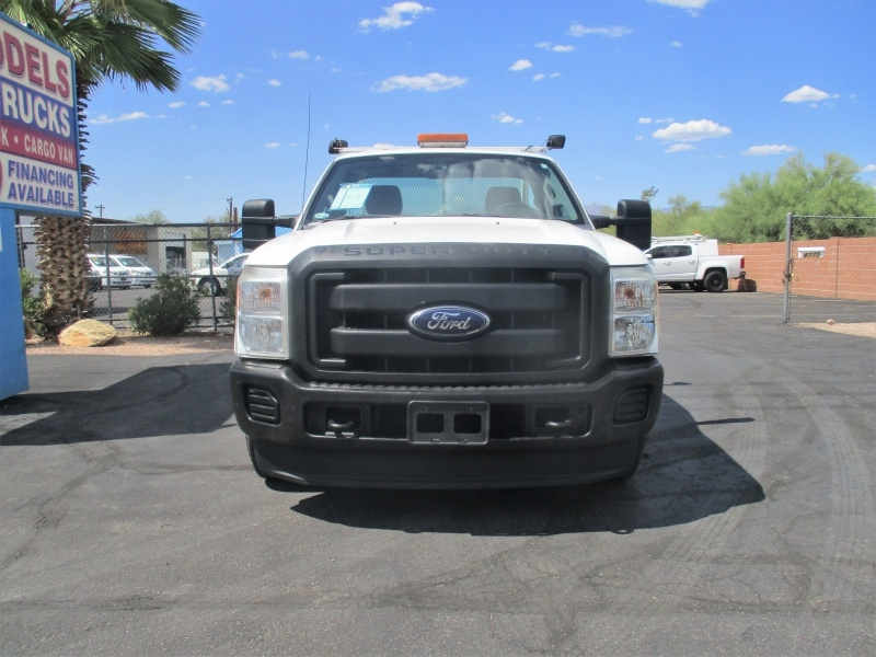Ford Super Duty F-250 SRW 2012 price $15,995