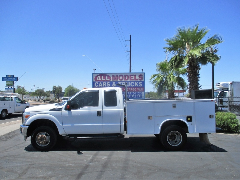 Ford Super Duty F-350 DRW 2014 price $14,995