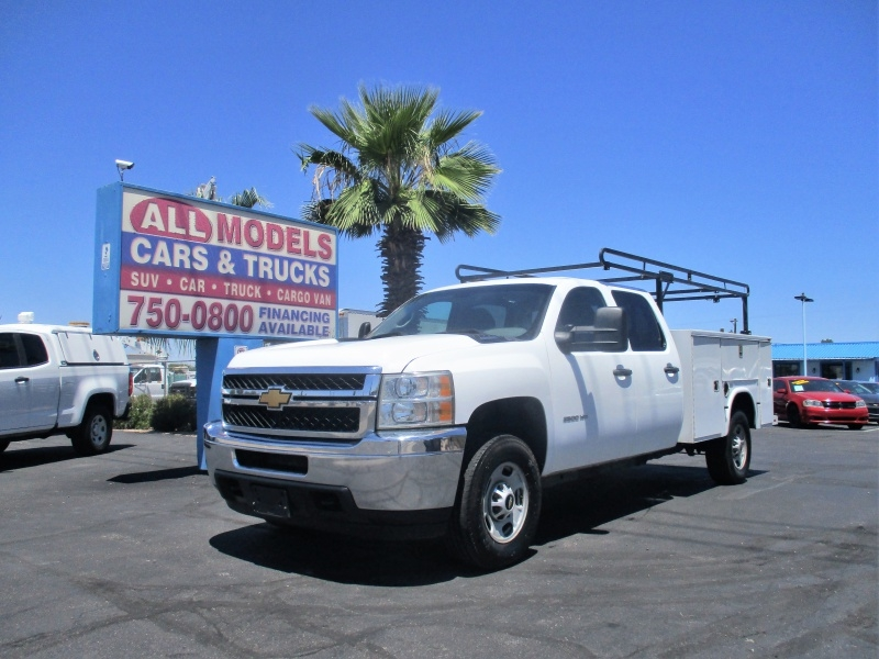 Chevrolet Silverado 2500HD 2013 price $21,995