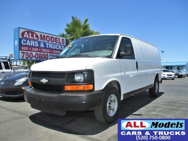 2008 Chevrolet Express Cargo Van
