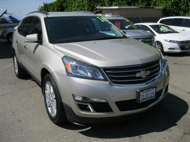 Chevrolet Traverse 2014 price $13,995