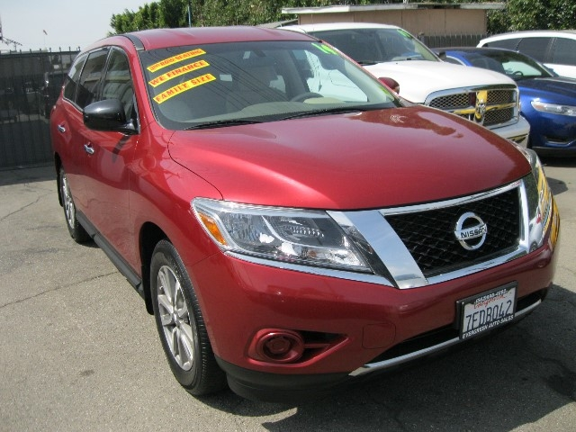 Nissan Pathfinder 2014 price $13,495