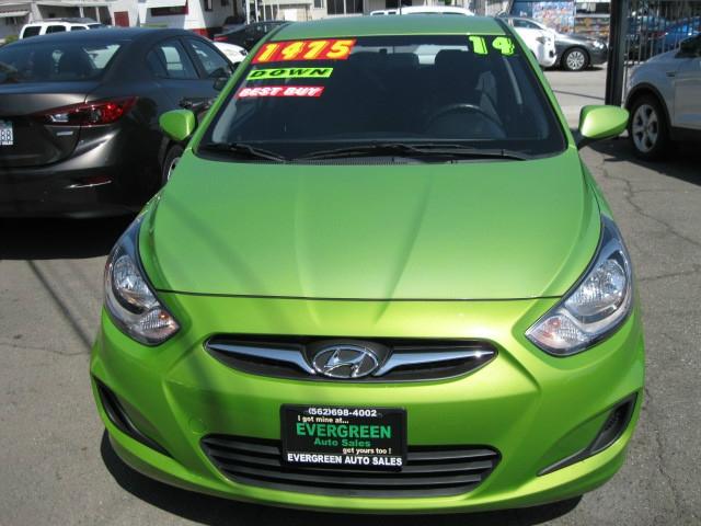 Hyundai Accent 2014 price $7,995