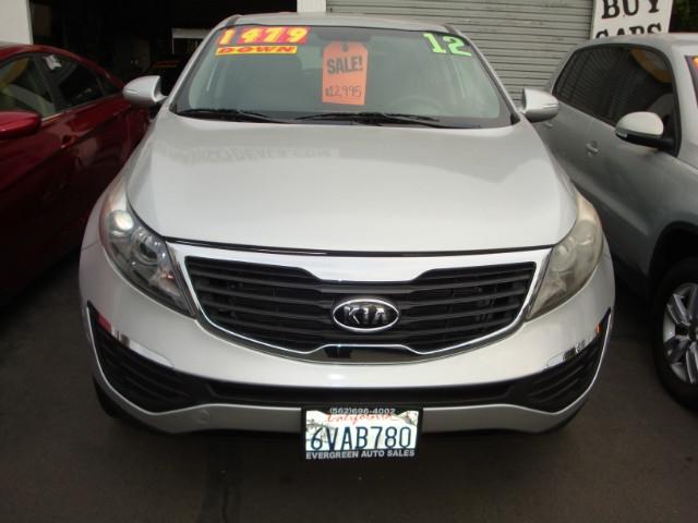Kia Sportage 2012 price $9,495