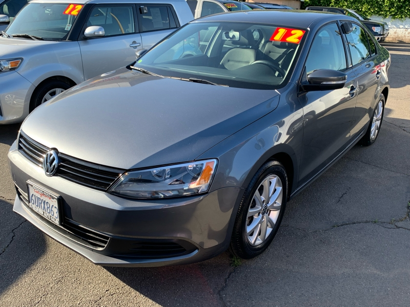Volkswagen Jetta Sedan 2012 price $7,995