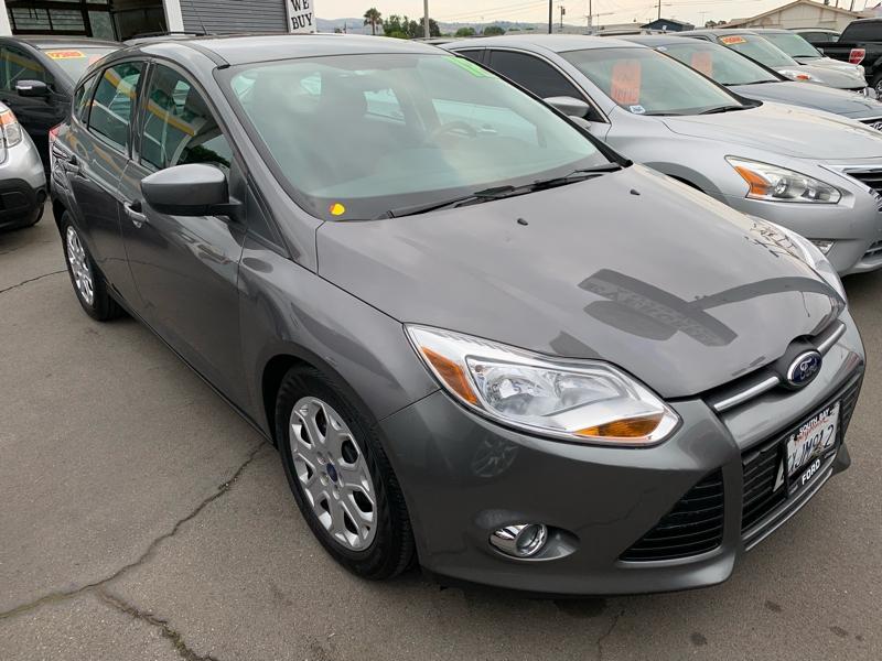 2012 Ford Focus 5dr Hb Se