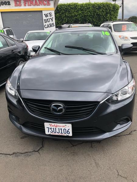Mazda 6 2016 price $11,495