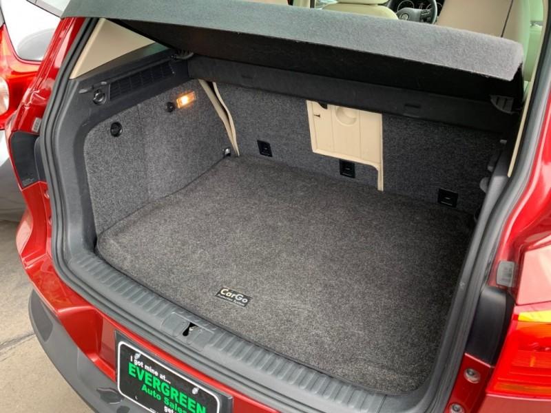 Volkswagen Tiguan 2012 price $8,995