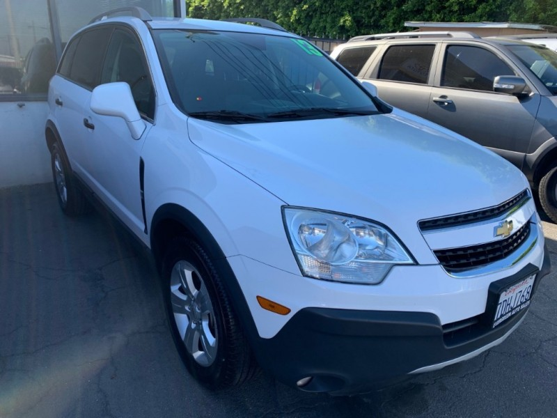Chevrolet Captiva Sport 2013 price $8,995