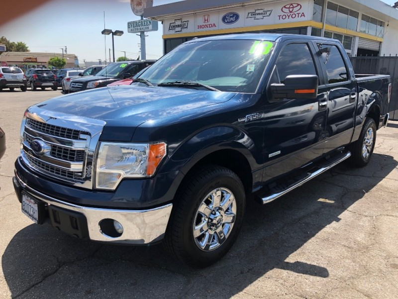 Ford F-150 2013 price $16,495