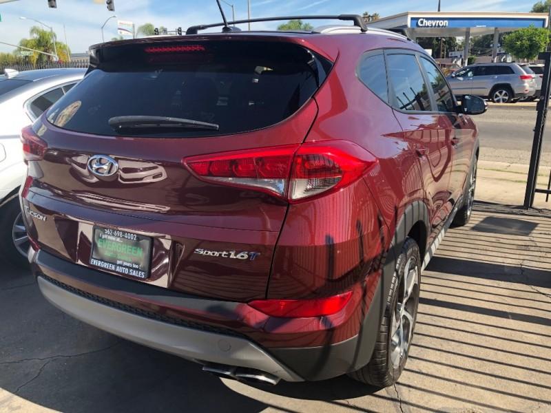 Hyundai Tucson 2017 price $14,495