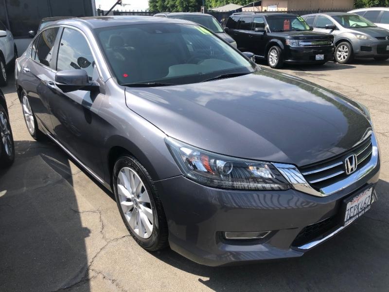 Honda Accord Sedan 2014 price $13,495