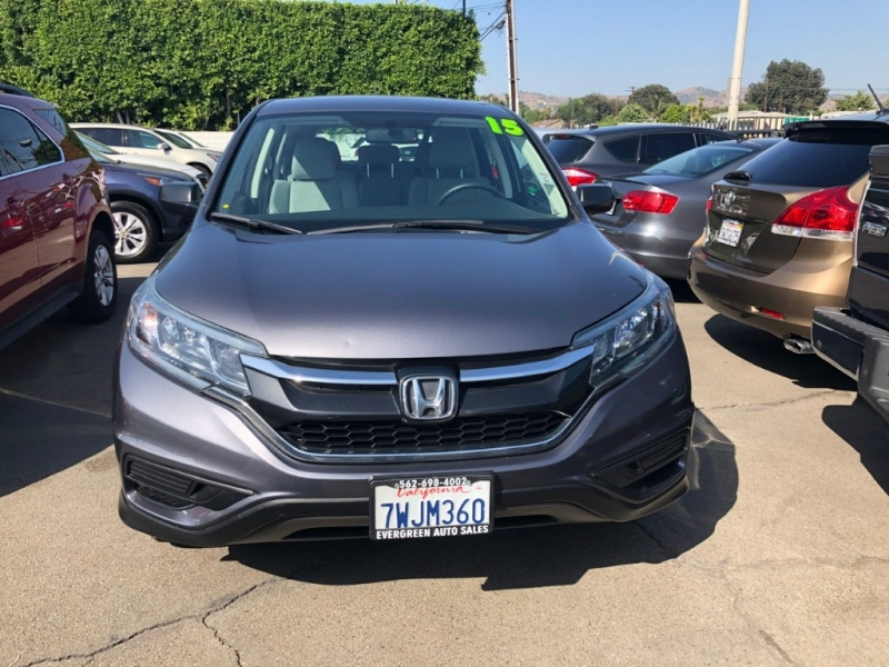 Honda CR-V 2015 price $14,995