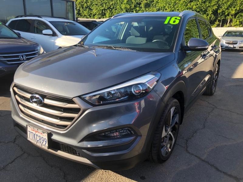 Hyundai Tucson 2016 price $13,495