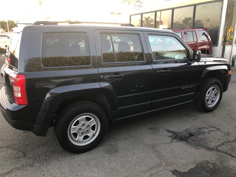 Jeep Patriot 2015 price $8,995
