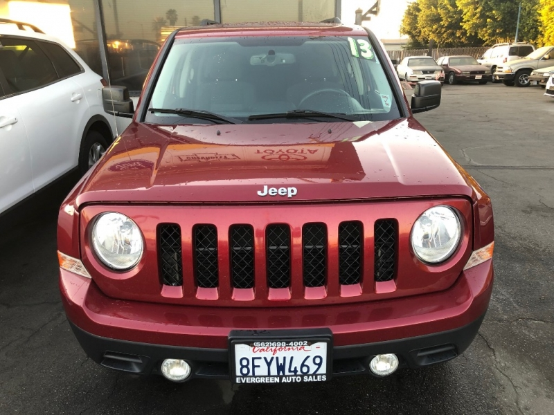 Jeep Patriot 2013 price $7,995