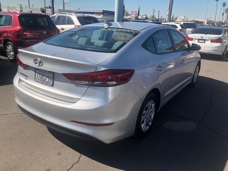 Hyundai Elantra 2017 price $8,995