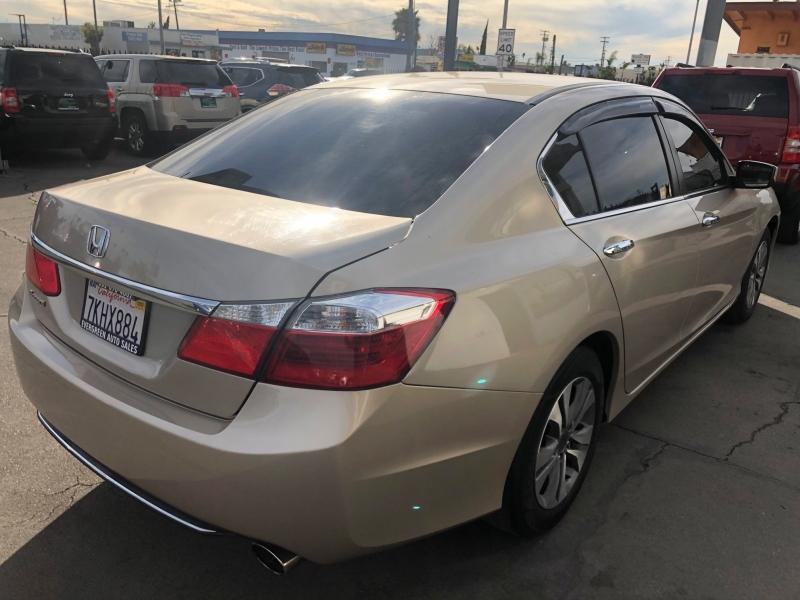 Honda Accord Sedan 2015 price $12,995