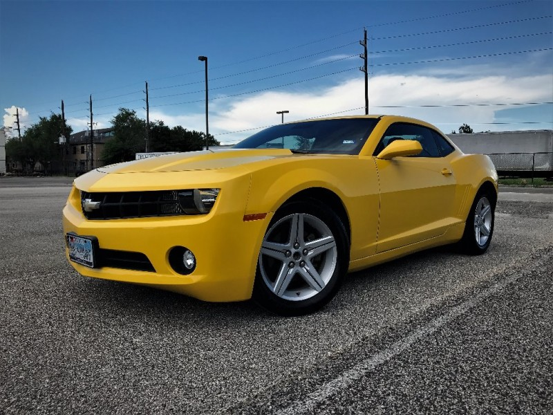 Chevrolet Camaro 2011 price $8,999