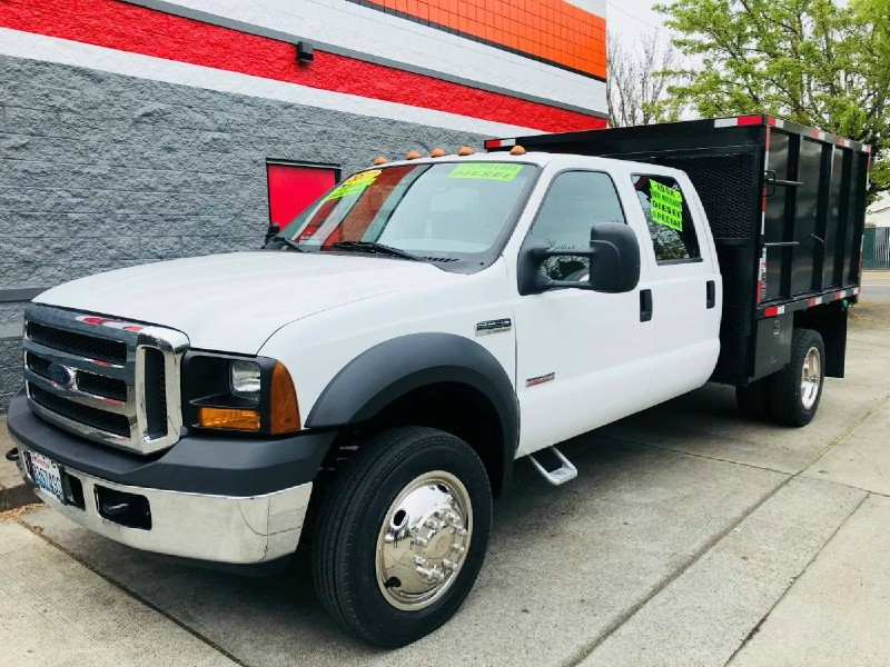 Ford Super Duty F-550 DRW 2006 price $27,800