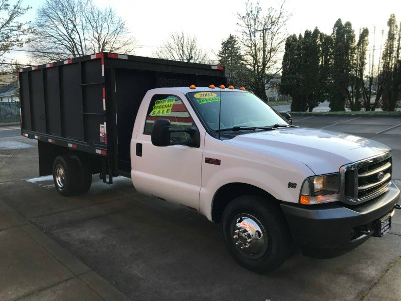 Ford Super Duty F-350 DRW 2002 price $20,900
