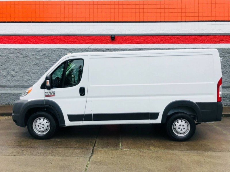 RAM ProMaster Cargo Van 2014 price $24,800