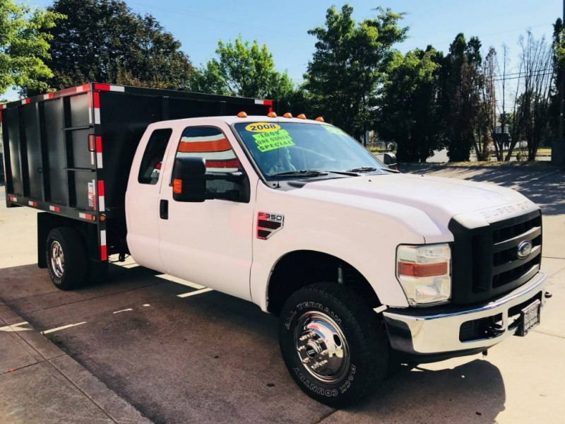 Ford Super Duty F-350 DRW 2008 price $28,500
