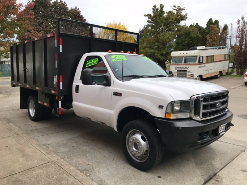 Ford Super Duty F-450 DRW 2003 price $22,900