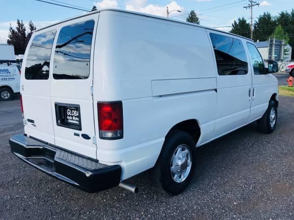 Ford Econoline Cargo Van 2011 price $6,800