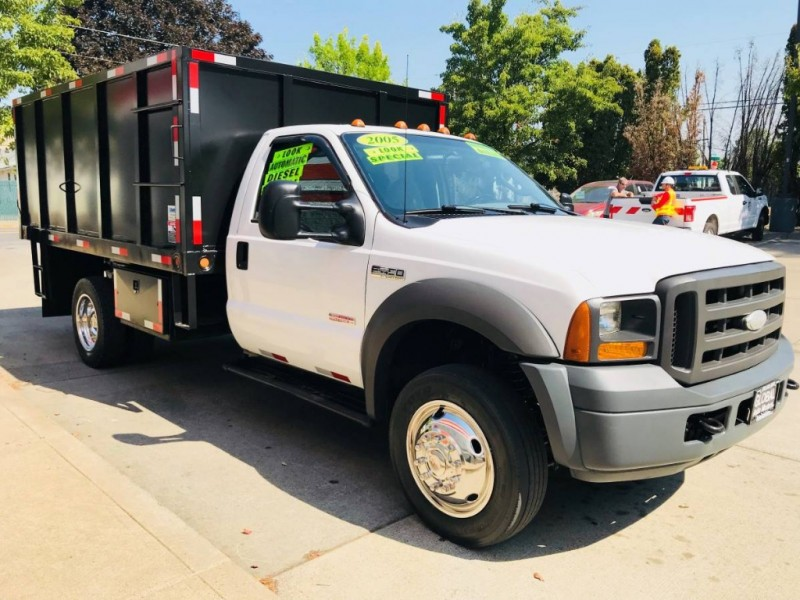 Ford Super Duty F-450 DRW 2005 price $25,800