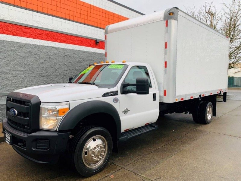 Ford Super Duty F-450 DRW 2014 price $22,800