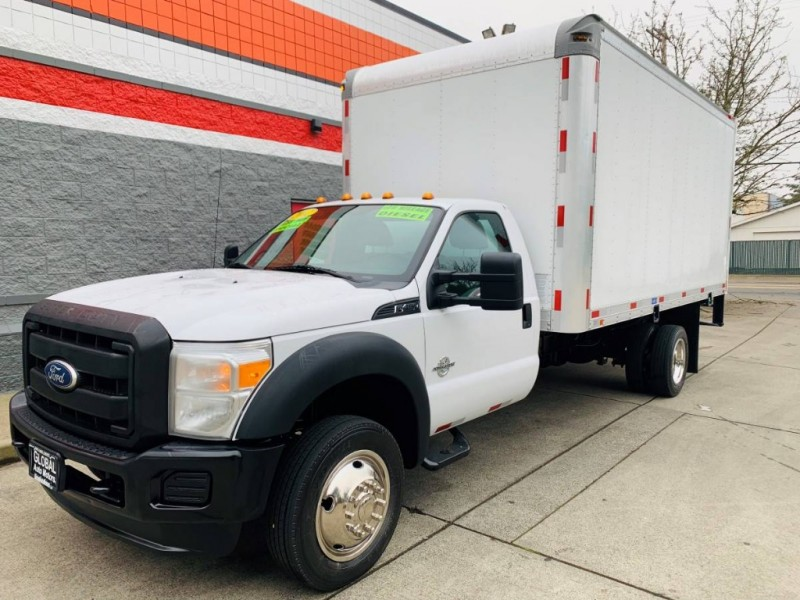 Ford Super Duty F-450 DRW 2012 price $19,800