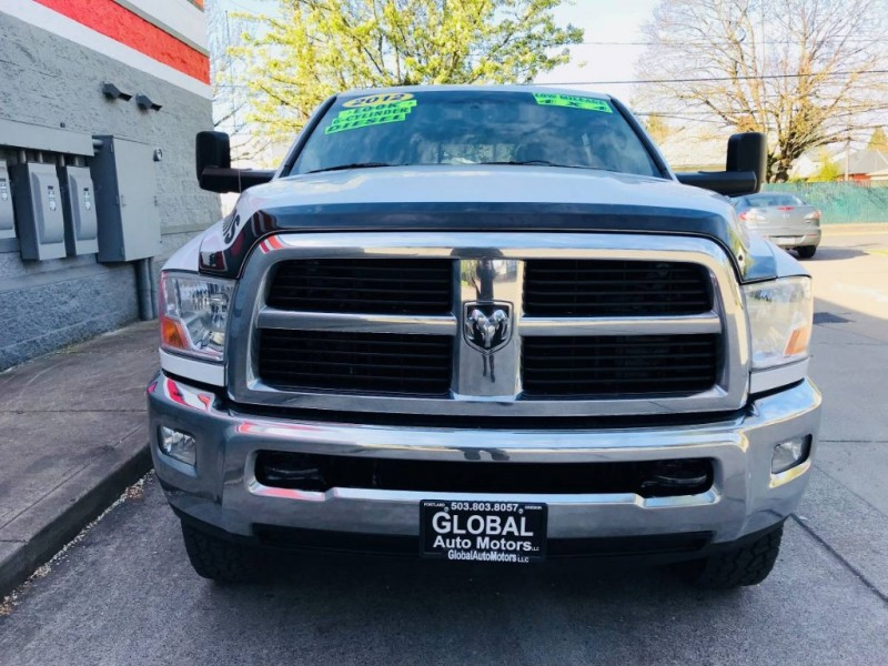 RAM 3500 2012 price $37,500