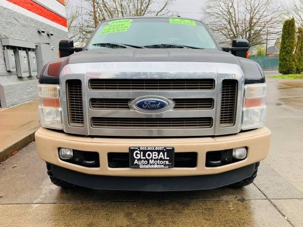 Ford Super Duty F-250 SRW 2008 price $15,900