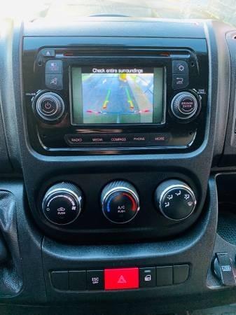 RAM ProMaster Cargo Van 2015 price $11,500