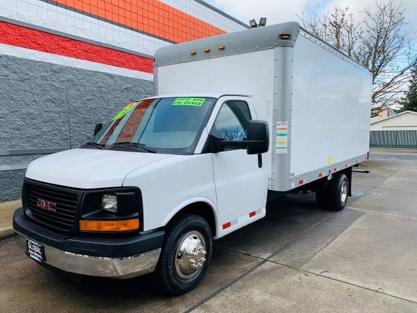 GMC Savana G3500 2012 price $11,900