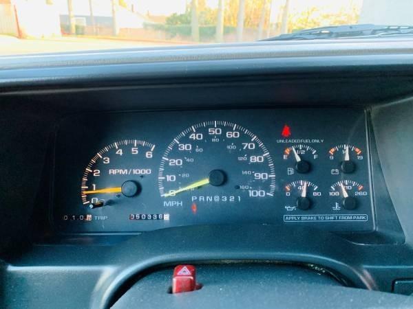 Chevrolet C/K 3500 1998 price $16,900