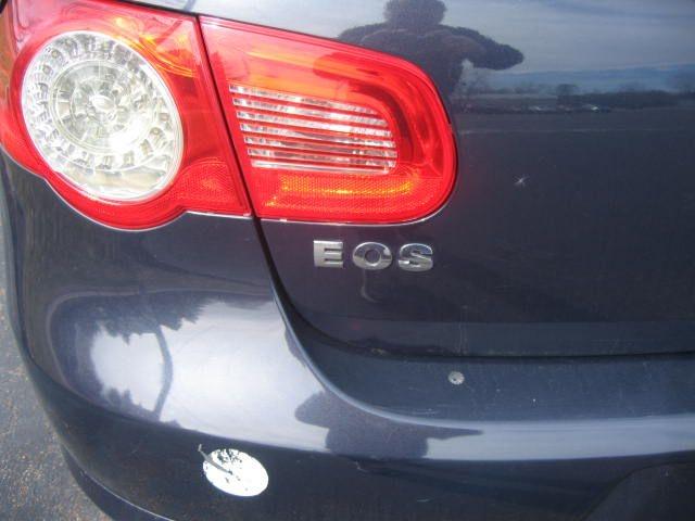 VOLKSWAGEN EOS 2007 price $4,695