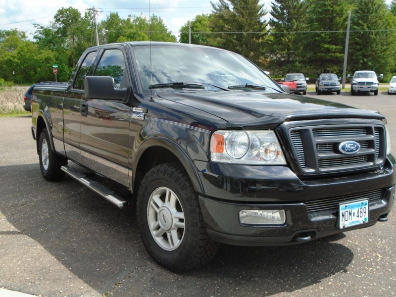 FORD F150 2004 price $7,495