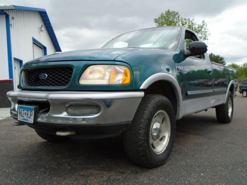 FORD F150 1997 price $3,495