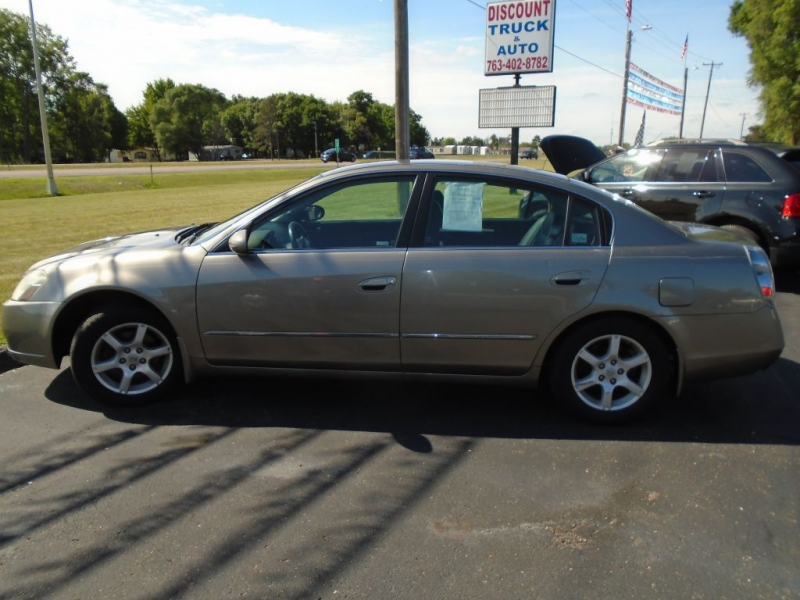 NISSAN ALTIMA 2005 price $4,495