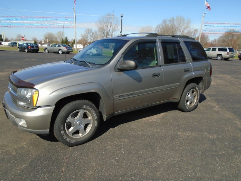 CHEVROLET TRAILBLAZER 2002 price $2,495