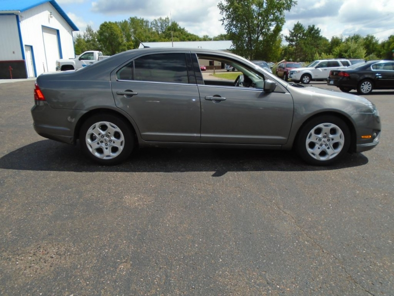 FORD FUSION 2010 price $4,495