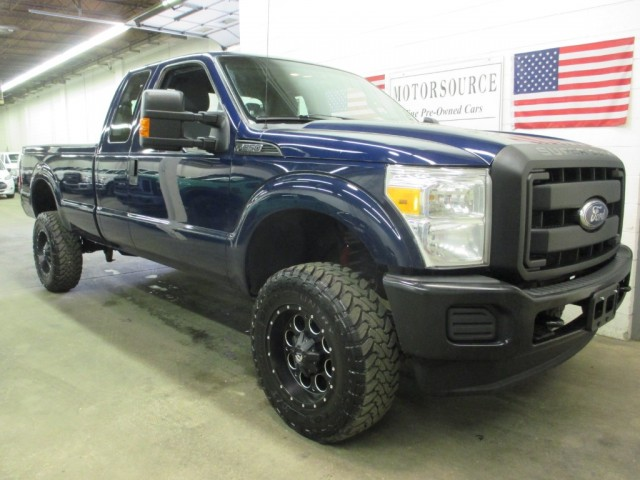 2012 Ford Super Duty F-250 XL 4WD